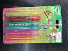 high performance card package nail glitter