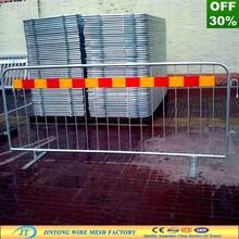 hot dipped galvanized steel rail Crowd Control Barricade(Bike Rack)