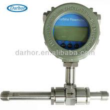 DH500 series direct reading mechanical diesel flow meter
