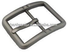 wholesale zinc die cast western satin dull gun buckles, belt hardware