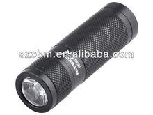 NITECORE SENS CR XP-G R5 LED 190 Lumens 3 modes Active Dimming Mini Flashlight
