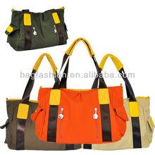 Women's Fashion Retro Western Style Canvas Handbag Tote Bag Shoulder Bag