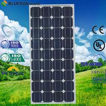 Bluesun high efficiency thin film solar panel flexible