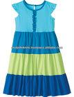 GIRL COLOUR BLOCK DRESS