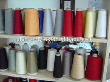 100%polyester spun yarn 20s 1