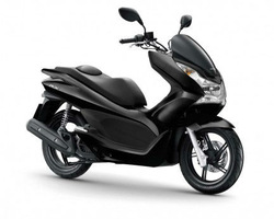 HON-DA Motocycle PCX 125cc model 2013 NEW