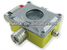gas and oil application sets fixed monitors gas leak detectors