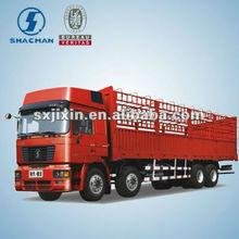 Shaanxi 8x4 transporting van truck