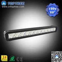 "20"" Bar Light Easy To Equip Your Truck Trailer ATV UTV Toptree No.7120 CREE Chips Light Bar"