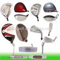 Golfschläger, benutzerdefinierten golf fahrer kopf, volle golfeisen gesetzt, golfschlägerkopf