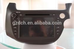 dvd car for HONDA FIT / JAZZ RHD 2007- right hand WS-9456