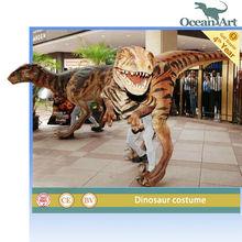 Animatronic Dinosaur Costume for parties