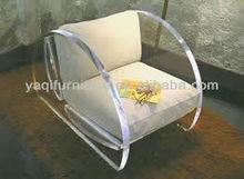 Novel DesignedSimple Style Acrylic Leisure Sofa