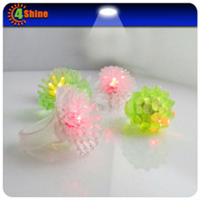 Cheap Light up finger ring for Party supplier