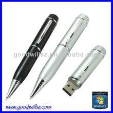 2015hot selling company gift pen usb flash pen drive 500gb