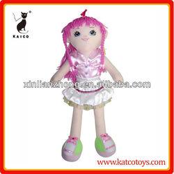Wholesale 20 inch little girl doll models