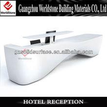 newly cheap fashiionable reception counter