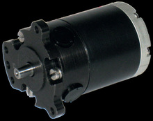 DC Motor Graphite Brushes 35 W