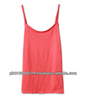 WHOLESALE TANK TOP FOR GIRLS 100% COTTON FOR LADIES/WOMAN/TEENS