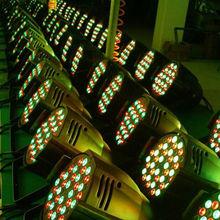 LED Par64 36*3w red, green, blue led par can 36*3W 3 in 1 (RGB) Led Indoor Zoom Par Light