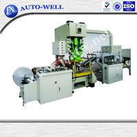 Hot Sale Machine_Aluminum foil lunch box production line