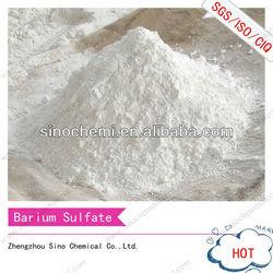 medical grade barium sulphate BaSO4 for X-ray