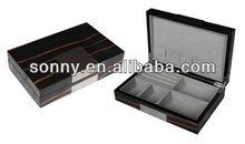 Best-selling ebony wooden gift box jewelry