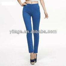las mujeres de moda lápiz pintor pantalones pantalones para las mujeres l1028