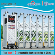 Access control barrier metal doors gate automatic barrier system