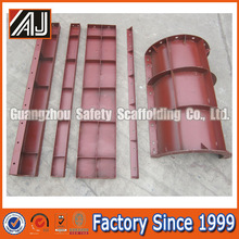 Guangzhou Manufacture High Stiffness Steel Forms for Concrete