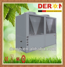 deron Commercial air source heat pump hot water heater for hotels and restaurants (CE, 72kw)