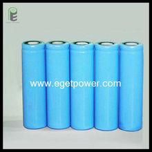 EGET Li-ion Battery 3.7V2000mAh Rechargeable Lithium Battery Power Bank Battery