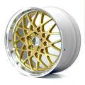 Golden cerchi in lega replica per auto