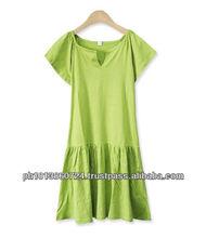 Shapely ladies clothing dress
