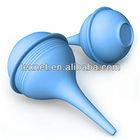 China OEM ear syringe,rubber ear bulb, CE&ISO
