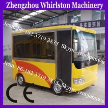 WHIR electric mobile car/food vending van design