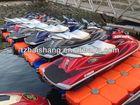 Double jet ski or boat dry dock