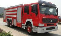 Howo 6x4 Antique Fire Trucks For Sale/Brand New Fire Fighting Trucks