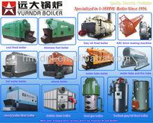 Oil Fired Steam Boiler for Sale