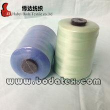 high strength ring spun polyester yarn for bag closer thread