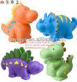 soft plástico dinossauros brinquedos