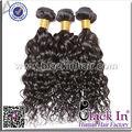 Orgánico Color de las marcas arcos para baratos del pelo humano que teje