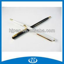 Hotel Pen/Slim Metal Twist Ballpoint Pen