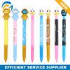Hot Selling Cartoon Duck Stylus Lovely Plastic Ball Pen