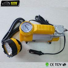 10 bar air compressor with led light truck air compressor