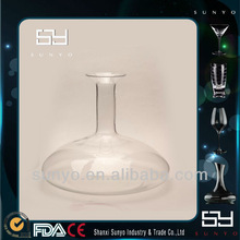 High Quality Crystal Glass Decanter/Glass ware For Wholesale