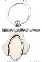 metal spinning key ring
