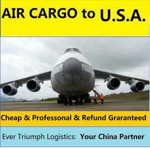 Low air cargo rates for christmas gift from china shanghai shenzhen guangzhou beijing to SAN FRANCISCO