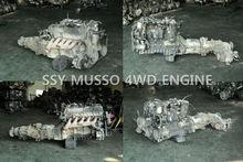 MB diesel engine 601/602/661/662