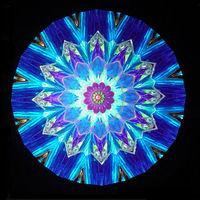 high quality art craft metal kaleidoscope made in Japan